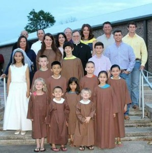 Easter Vigil March 26